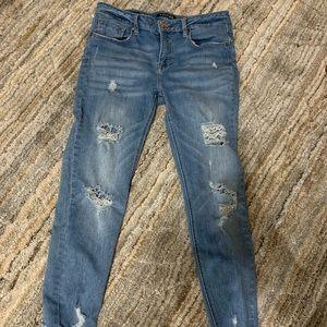Vigoss Jeans - Vigoss Marley super skinny ripped jeans